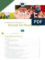 Brussels II Practice Guide Sv