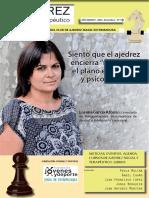 Revista Ajedrez Social y Terapeutico.  AÑO MMXVI - MES