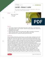 Anti Trigliceridi Limun i Celer