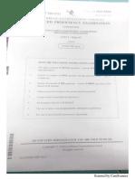 CAPE Geography 2012 unit 1 paper 2