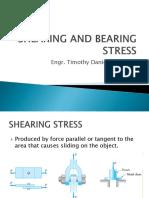MEC32-Shearing and Bearing Stress_Module02