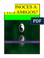 3- _conoces a Tus Amigos - Manuel Tejonero