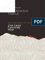 The Crab Cannery Ship and Other - Kobayashi Takiji