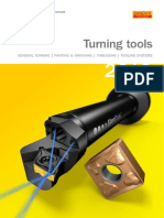 Turning Tools - General Information
