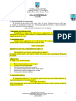 Guía Complementos Septimo y Octavo