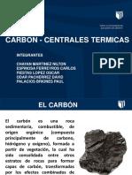 Exposicion - Carbon , Centrales Termicas
