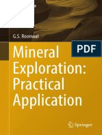 [Springer Geology] G.S. Roonwal (Auth.) - Mineral Exploration_ Practical Application (2018, Springer Singapore)