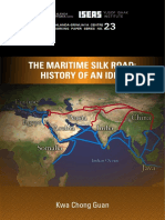 The Maritime SIlk Road - History of an Idea