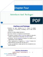 java Interfaces and Packages (37129912)