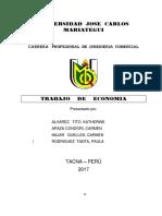 Mercado economia