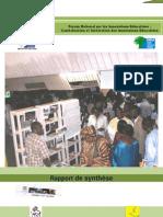 Rapport de synthèse du Forum National sur les Innovations Educatives