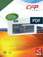 CFP Standard LPCB Fire Panel Rev 2