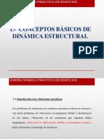 1.-Conceptos Básicos de Dinámica Estructural