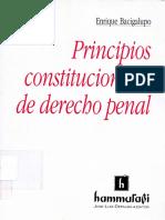Principios constitucionales de derecho penal - Bacigalupo.pdf