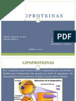 i 05 Lipidos Lipoproteinasytransporte 100607203850 Phpapp01