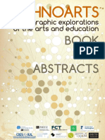 ETHNOARTS Book of Abstracts