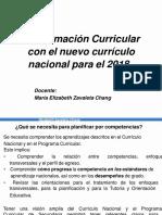 Programacinanualyunidadconelnuevocurriculonacional2018 (1) OCR