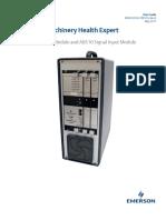 Ams 2600 Machinery Health Expert User Guide a6560r a6510 Modules en 589834