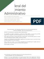 Ley Federal Del Procedimiento Administrativo