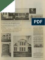 Valdivia y Su Arquitectura.
