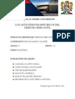 Antecedentes Del Derecho Mercantil (1)