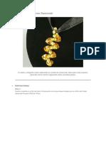 Collar de Corazones Swarovski