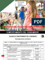 S2 CC - El Comportamiento Del Consumidor en La Disciplina de Marketing-UNMSM