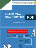 Diseño Vial