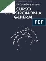 Curso de Astronomía General - P. I. Bakulin