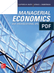 James Brickley, Clifford Smith, Jerold Zimmerman Managerial Economics and Organizational Architecture