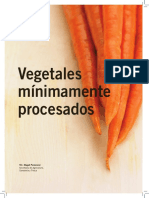 Vegetales minimamente procesados