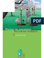 Guide Du Verger - Planter Et Entretenir Arbres Fruitiers
