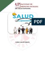 Salud Ocupacional Informe-2018