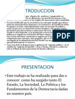 EL ESTADO, LA SOCIEDAD, LA POLITICA.pptx