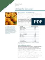 VitaminC Consumer