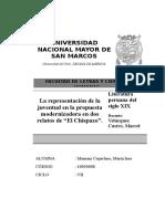 Mono Lite Peruana Xix Elchispazo
