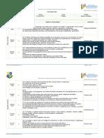 Planificación Anual Física 1 Medio