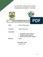 Manual de Administracion de Oracle 11g Mijahuanca Espinoza Benito