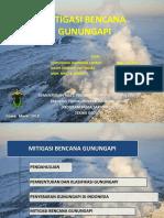 Mitigasi Bencana Gunungapi
