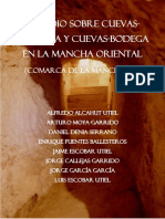 Estudio Sobre Cuevas-Despensa y Cuevas-bodega en La Mancha Oriental