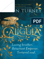 Caligula - Simon Turney