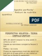 Mec. Quantic Al Digestiei
