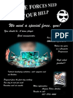 Advertisement of Hire Hacker