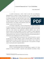 A dialetica do conceito de democracia em O Capital de Karl Marx - Carlos Prado.pdf