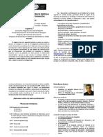 II Jornada Ciencia Regional Programa 2018