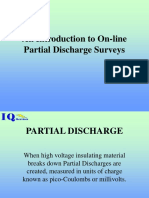 IQ Partial Discharge Presentation