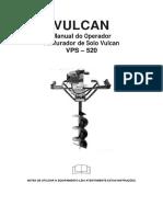 Manual Per Furador Solo Vps 520
