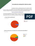 Evaluación interna de las instalaciones del IES de Betxí
