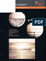 Kim Lighting PGL2 & 3 Omni-System Brochure 1993
