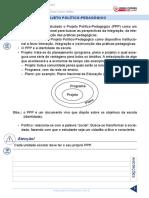 Aula 1 - Projeto Político Pedagógico